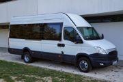 Buszok bérbeadása és személyszállítás
